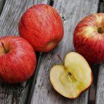 Hete bliksem, stamppot van appels